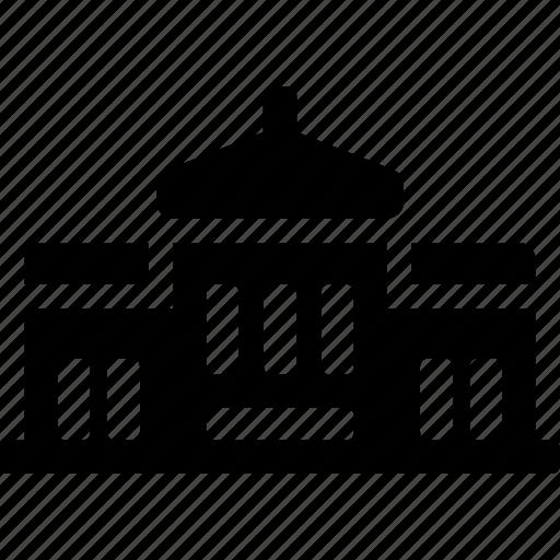 america, house, president, residence, usa, washington, white icon