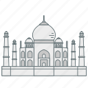 india, landmark, mosque, mumtaj, tajmahal, travel, wonder