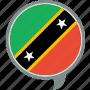 flag, kitts, kna, language, nevis, saint, world icon