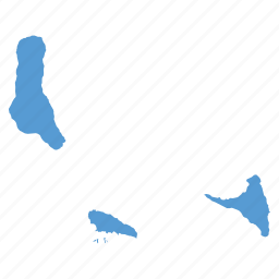 comoros, country, location, map, navigation icon