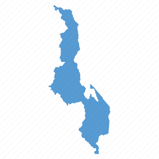country, location, malawi, map, navigation icon