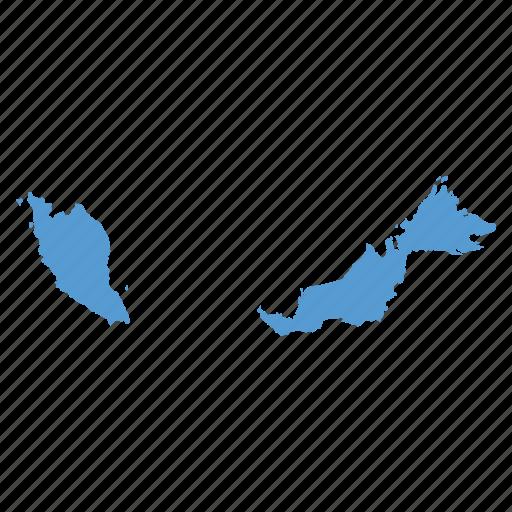 country, location, malai, malaysia, malaysian, map, navigation icon