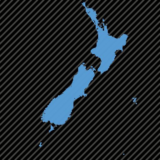 country, kiwi, kiwis, map, navigation, new, zealand icon