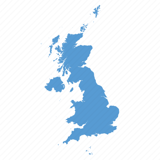 britain, country, kingdom, map, navigation, uk, united icon