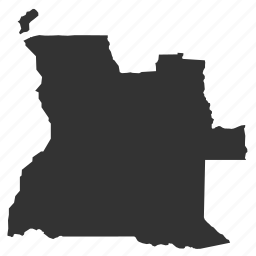 angolamaps, country, map, world icon