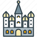 monuments, historial, church, world, russia, history icon