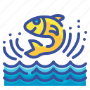 fish, sea, ocean, aquaculture, animals