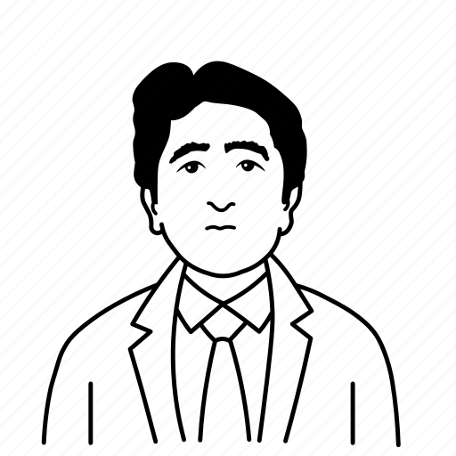 japan, japanese, liberal democratic party, politician, prime minister, shinzō abe, world leader icon