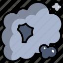 air, dust, environment, pm2.5, pollutiom, smoke icon
