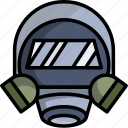 air, dust, mask, pm2.5, pollution, protection icon