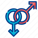 gay, sign, sexual, male, symbol