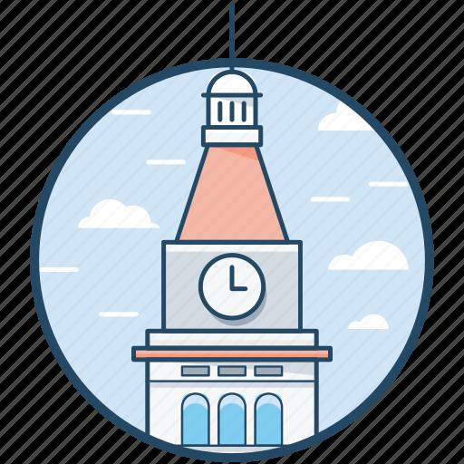 abraj al bait, mecca, mecca clock tower, mecca tower, saudi arabia icon