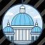 australia, building, melbourne, melbourne city, royal exhibition building icon