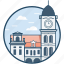 brazil, city, city station, estacao, estacao da luz icon