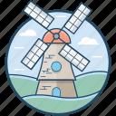 netherlands kinderdijk, molen van sloten, de molen van sloten, kinderdijk, amsterdam
