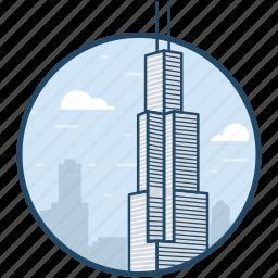 china, huangpu, shanghai, shimao, shimao international plaza icon