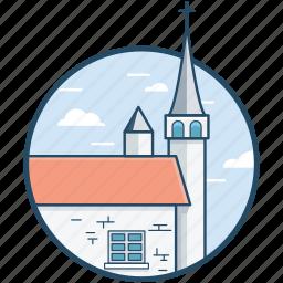 bajrakli mosque, building, mosque, serbian, turkish icon