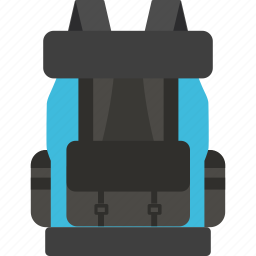 backpack, bag, journey, luggage, tour, travel, vacation icon