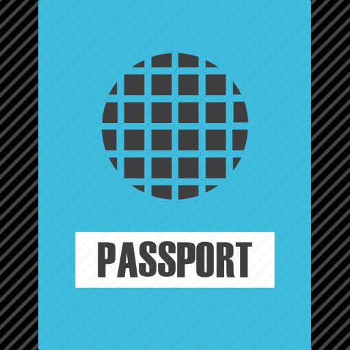journey, passport, tour, travel, traveller, vacation, visa icon
