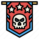 banner, cheer, flag, team