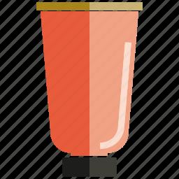 color tube, tube icon