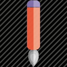 brush, drawning, paint icon