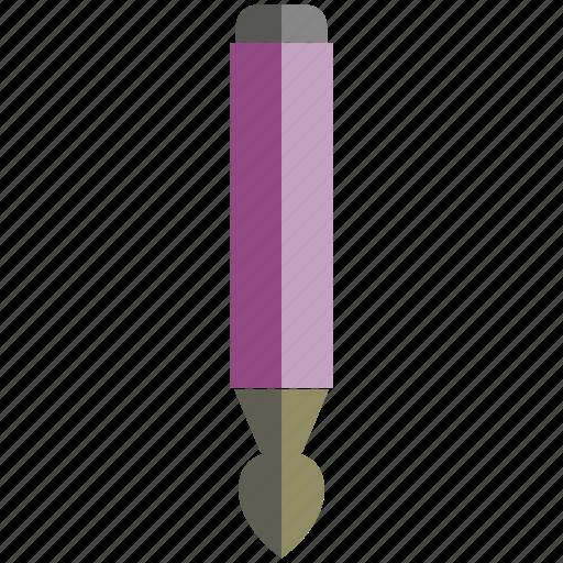 brush, painting brush icon