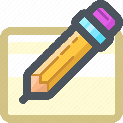 draw, edit, pencil, tools, write, writing icon