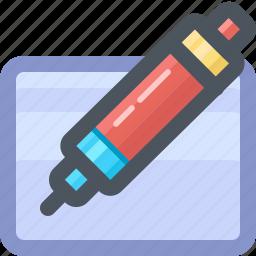 draw, edit, liner pen, tools, write, writing icon