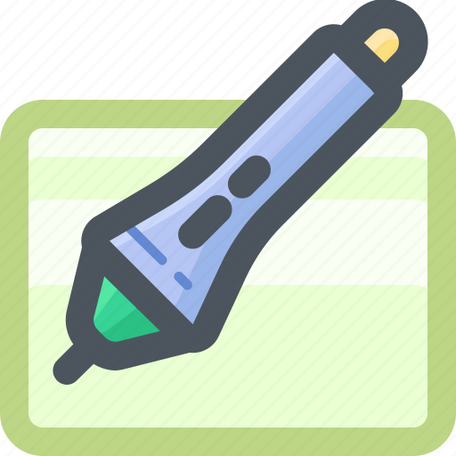 draw, edit, liner pen, tools, write, writing icon