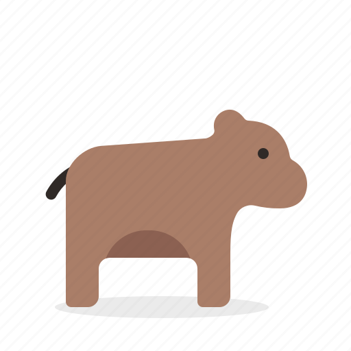 animals, bear, cartoon, cute icon