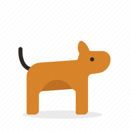 animal, cute, dog, pets icon