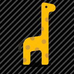 animal, giraffe, nature icon