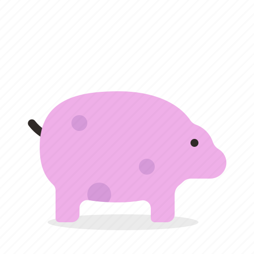 animal, pig, pork icon