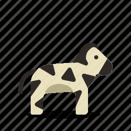 animal, forest, zebra, zebras, zoo icon