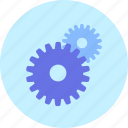 gear, gears, options, settings, tool, tools icon