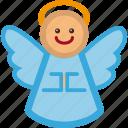 angel, christmas, decoration, holiday, xmas
