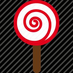 candy, food, lollipop, lolly, sugar icon