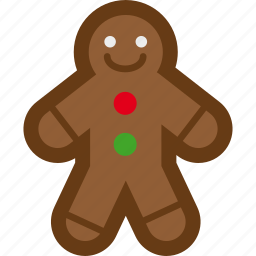 cookie, cookies, food, ginger, sweet icon