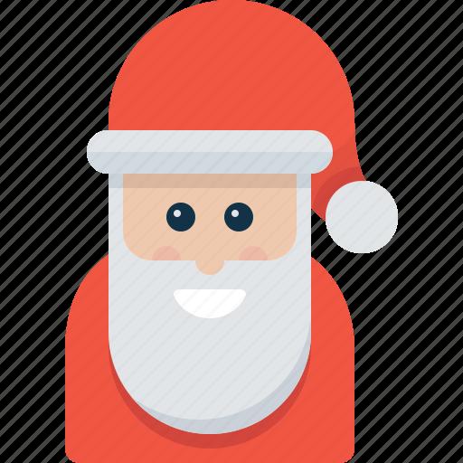 christmas, claus, santa, santa claus, xmas icon
