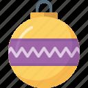 ball, christmas, decoration, xmas