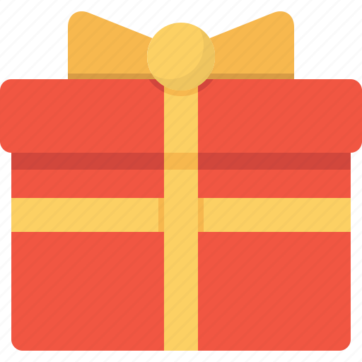 box, christmas, gift, package, present, xmas icon