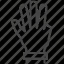 amputating, finger, mafia, punished, yakuza icon