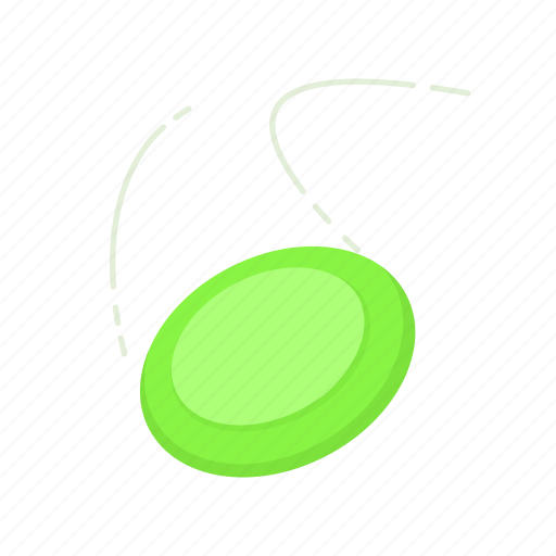 disc, disc golf, flying disc, frisbee, games, yard games icon