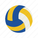 ball, ball game, games, lawn game, sport, volleyball, yard game icon