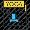 information, meditation, news, yoga