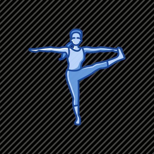 dhanurasana, extended hand pose, fitness, meditation, workout, yoga, yoga pose icon