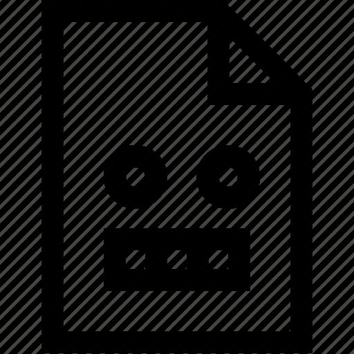 emoji, emotion, file, hang, situation, stop icon