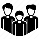 community, company, crew, group, organization, team icon