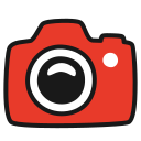 camera, device, photo, recording, video, vlog, youtube icon